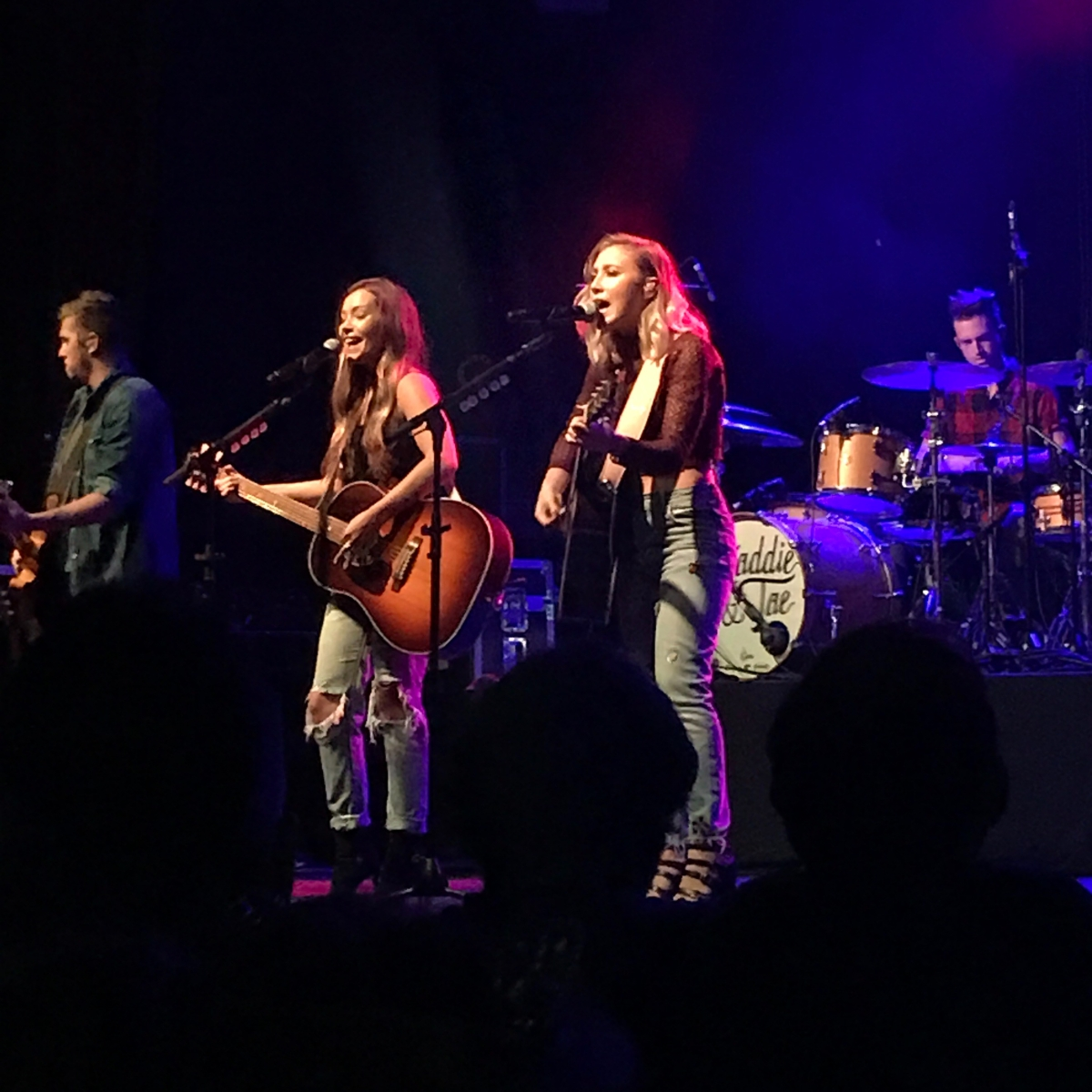 Gig Review: Maddie and Tae