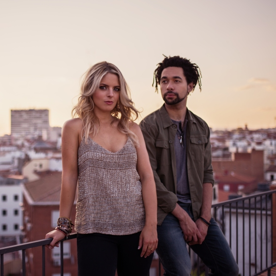 The Shires are Sunday night's headliner