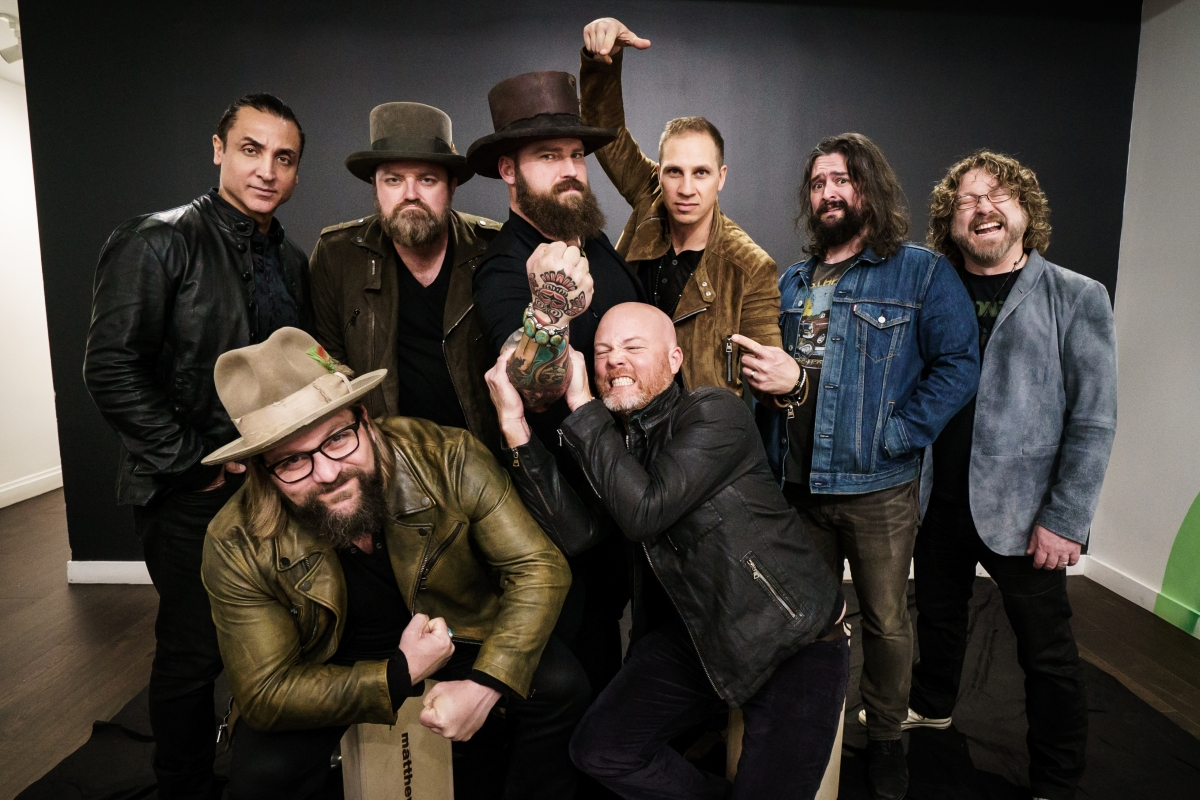 Zac Brown Band @ BluesFest 2018